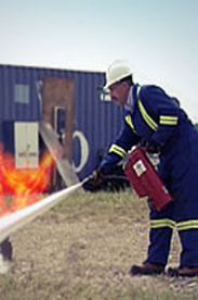 Firefighting & Fire Extinguisher Safety